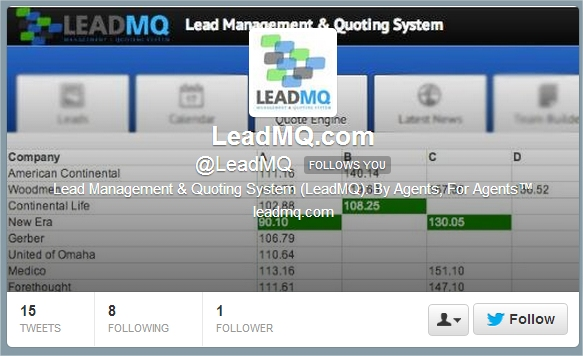 LeadMQ on Twitter